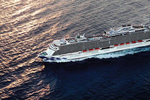 Royal Princess (Photo: Princess Cruises)
