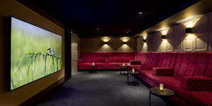 The Cinema in AmaMagna (Photo: AmaWaterways)