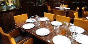 Photograph: The Steakhouse on Carnival Sunrise - Photo by Erica Silverstein/Cruise Critic Editor