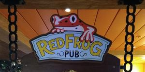 Photograph:  RedFrog Pub on Carnival Sunrise - Photo by Erica Silverstein/Cruise Critic Editor