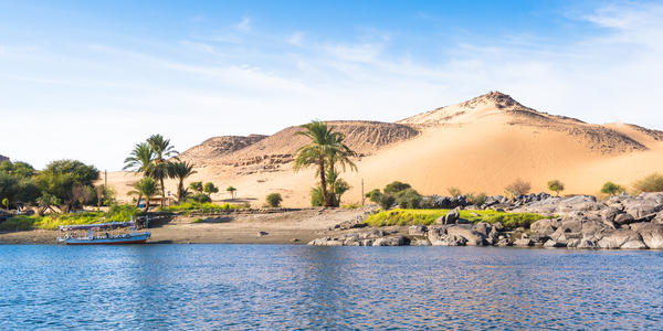 Nebu will host voyages along the Nile River (Photo: By Anton_Ivanov/Shutterstock)