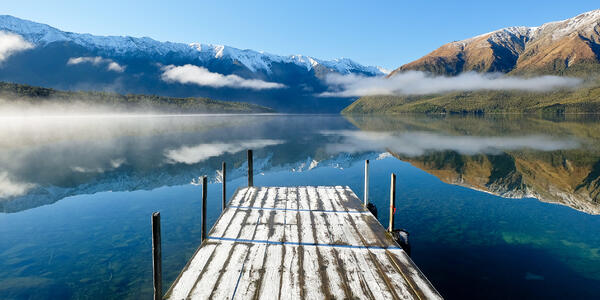 Lake Rotoiti, New Zealand (Photo: Tobin Akehurst/Shutterstock)