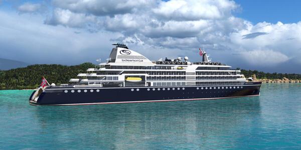 SeaDream Innovation (Photo: SeaDream Yacht Club)