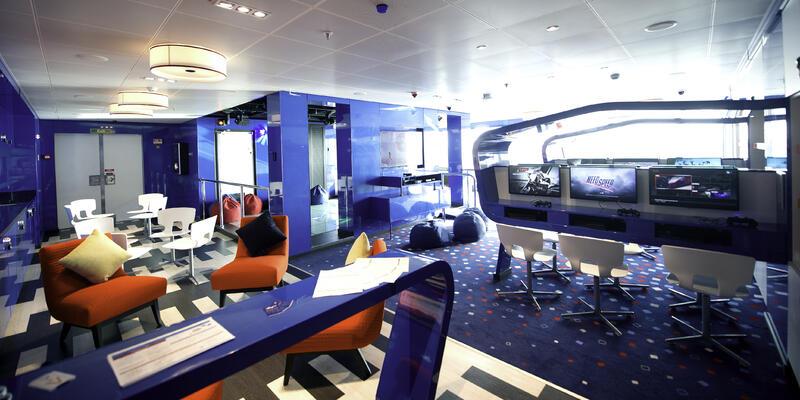 Scuba on Britannia (Photo: P&O Cruises)