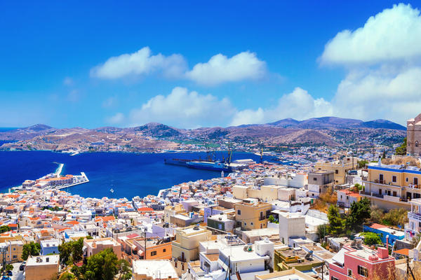 Syros, Greece (Photo: leoks/Shutterstock)