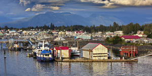 Petersburg, Alaska (Photo: Florence-Joseph McGinn/Shutterstock)