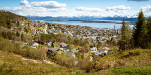 Molde, Norway (Photo: mikolajn/Shutterstock)