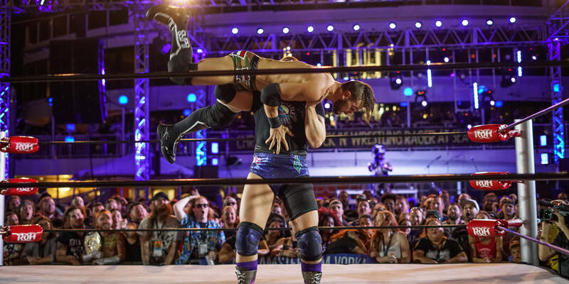 WWE Cruise: Chris Jericho's Rock N Wrestling Rager At Sea (Photo: Will Byington Photography)