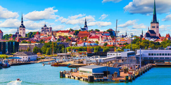 Tallinn, Estonia (Photo: Oleksiy Mark/Shutterstock)
