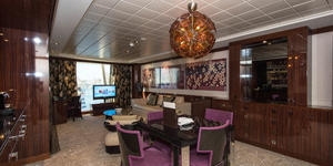 The Haven Owner's Suite on Norwegian Epic (Photo: Cruise Critic)