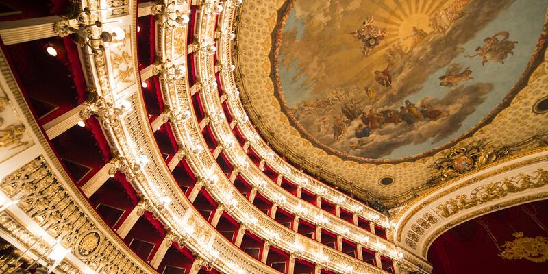 Italian Opera (via Shutterstock)