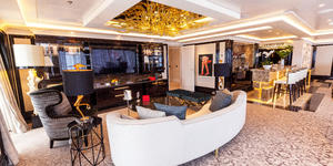 The Regent Suite on Seven Seas Explorer (Photo: Cruise Critic)