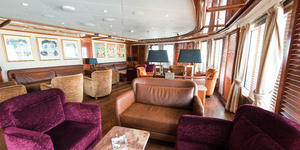 Connoisseur's Corner on Silver Muse (Photo: Cruise Critic)