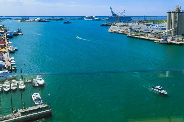 Port Canaveral, Brevard County, Florida (Photo: Solarisys/Shutterstock)