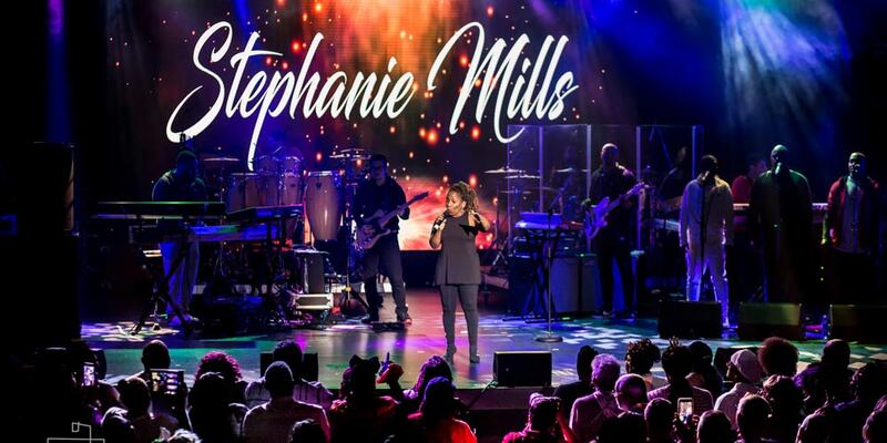 Image: Stephanie Mills performing on day three of the 2019 Soul Train Cruise - Photo provided by The Soul Train Cruise