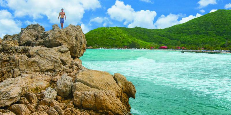 Rocky Beaches on Labadee (Photo: Royal Caribbean International)