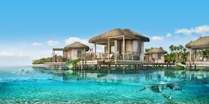 Overwater CocoCay Cabanas (Photo: Royal Caribbean International)