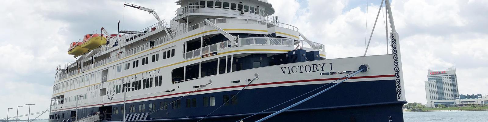 Victory I (Photo: Jason Frye/Cruise Critic)
