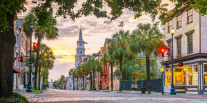 Historical Downtown Area of Charleston, South Carolina (Photo: f11photo/Shutterstock)
