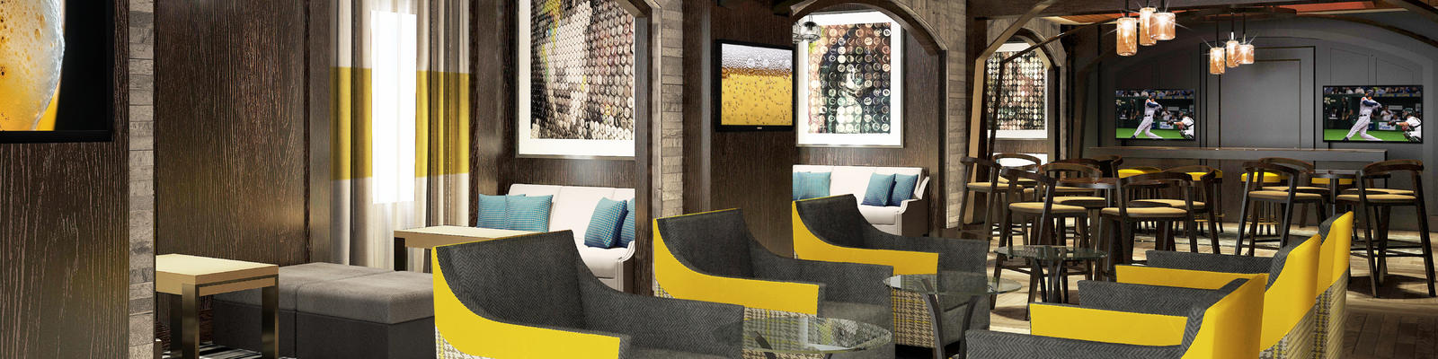Craft Social, The Craft Social Beer Bar on Celebrity Equinox (Photo: Celebrity Cruises)