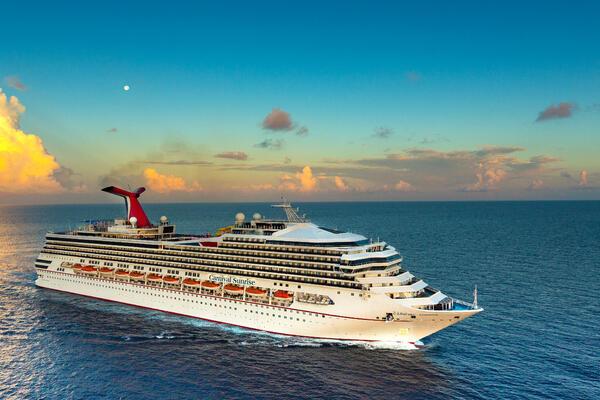 Carnival Sunrise (Photo: Carnival Cruise Line)