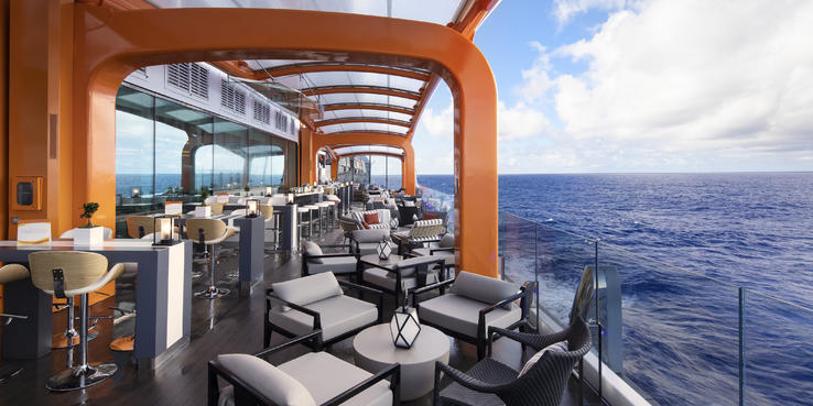 Celebrity Edge Dining Restaurants Food On Cruise Critic