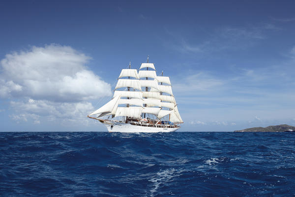 Sea Cloud (Photo: Sea Cloud Cruises)