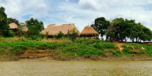 Embera Village, Chagres, Panama (Photo: PARTYRAISER/Shutterstock)