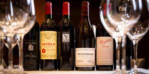 Wine (Photo: Cunard Line)