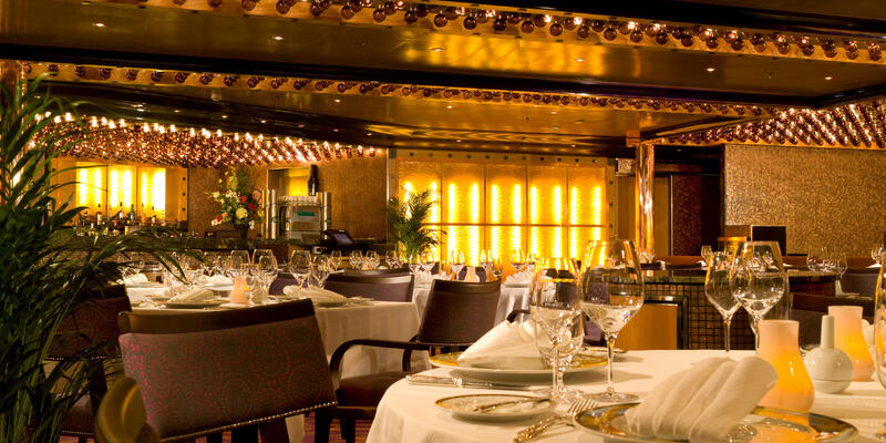 The SteakHouse on Carnival Dream (Photo: Carnival Cruise Line)