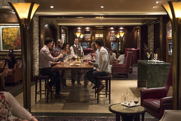 Cellar Masters Experience on Select Celebrity Ships (Photo: Celebrity Cruises)