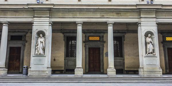 Image: Uffizi Museum, Florence, Italy (Photo: Kiev.Victor/Shutterstock)