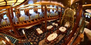Main Dining Room (Photo: Christina Janansky/Cruise Critic)