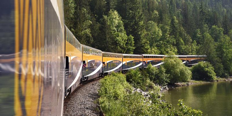 Image: View from the Rocky Mountaineer train (Photo: Christina Janansky/Cruise Critic)