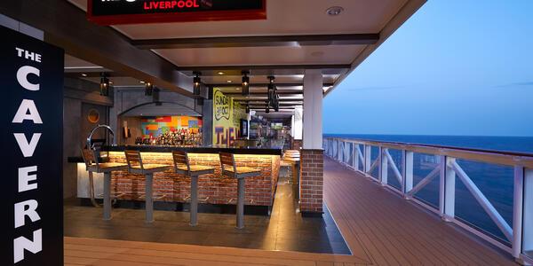 Image: The Cavern Club on Norwegian Encore (Photo: Norwegian Cruise Line)