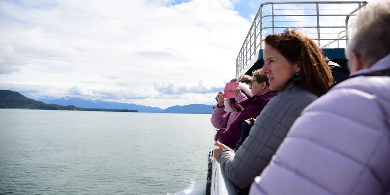 Onboard the Ferry (Photo: Christina Janansky/Cruise Critic)