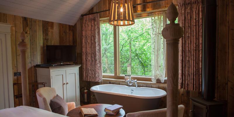 The Pig at Brockenhurst Hotel Room (Photo: Adam Coulter/Cruise Critic)
