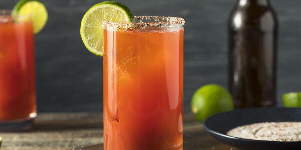 The Michelada Cocktail (Photo: Brent Hofacker/Shutterstock)