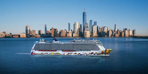 Norwegian Encore (Photo: Norwegian Cruise Line)