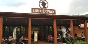 Image: Fannie Q's Saloon (Photo: Colleen McDaniel)