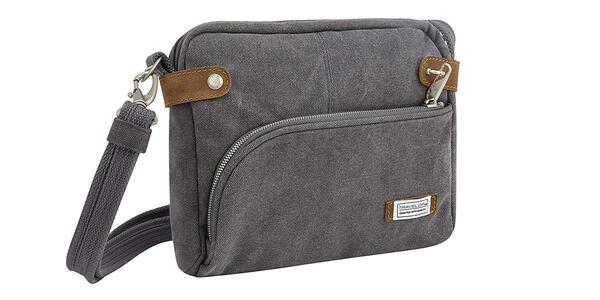 Travelon Anti-theft Heritage Crossbody Bag (Photo: Amazon)
