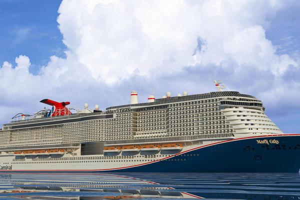 Carnival Mardi Gras (Image: Carnival Cruise Line)
