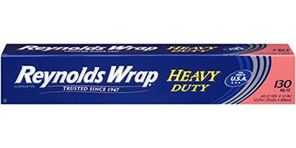 Reynolds Wrap Heavy Duty Aluminum Foil (Photo: Amazon)
