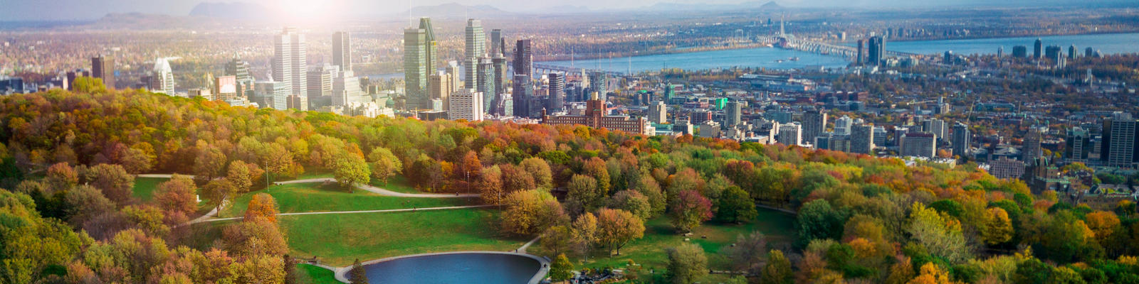 Montreal in the Fall (Photo: mat277/Shutterstock)