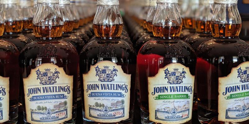 Rum (Photo: Brittany Chrusciel/Cruise Critic)