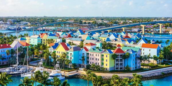 Nassau, Bahamas (Photo: alarico/Shutterstock)