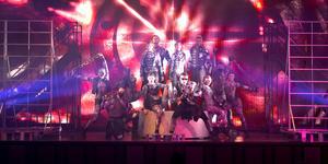 Evolution 2017 Performance (Photo: P&O Cruises)
