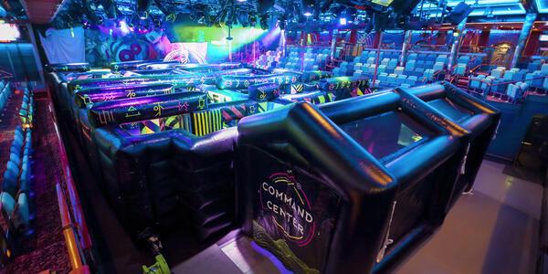 Battle for Planet Z laser tag
