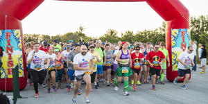 Disney Cruises Castaway Cay 5K (Photo: Disney Cruise Line)
