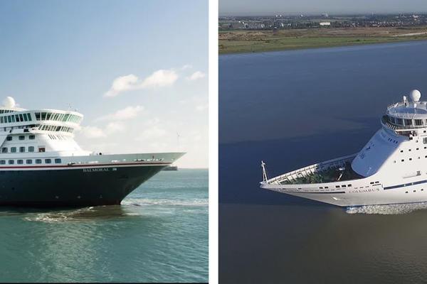 Fred. Olsen Cruise Lines vs. Cruise & Maritime Voyages (Photo: Fred. Olsen & Maritime Voyages)